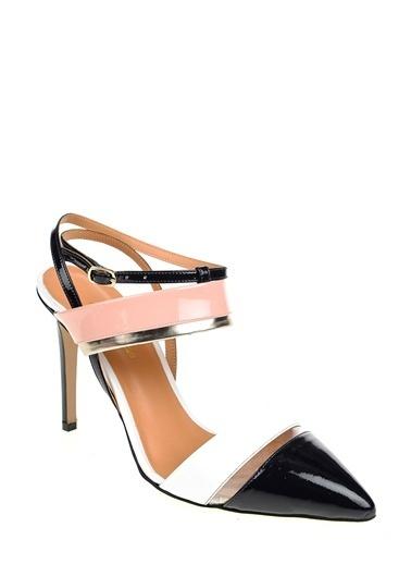 Le Spezie %100 Deri Klasik Ayakkabı Lacivert
